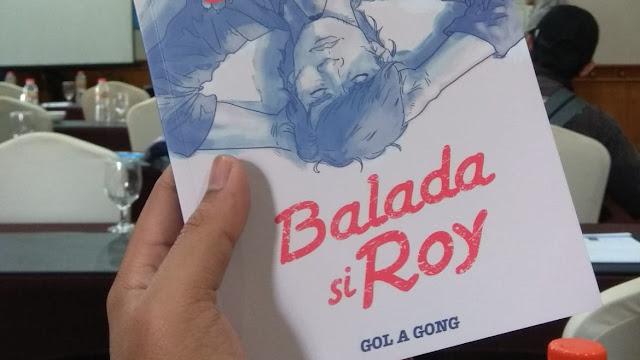 Balada si Roy salah satu karya Gol A Gong