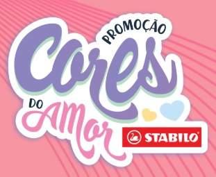 Cadastrar Promoção Stabilo Cores do Amor Larissa Manoela - Concorra iPhone e Kits