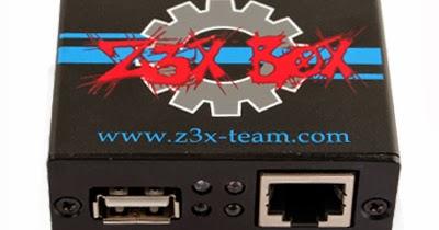 z3x new shell 4.3.1