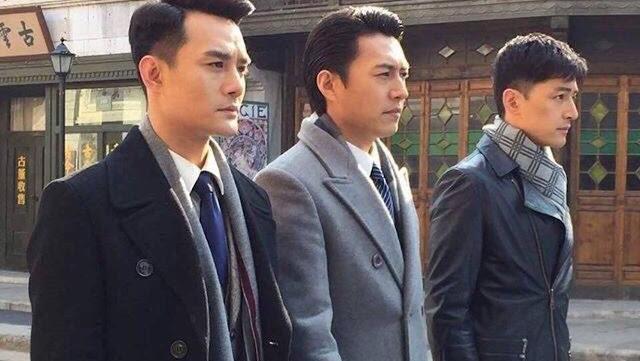 Disguiser Hu Ge, Jin Dong, Wang Kai