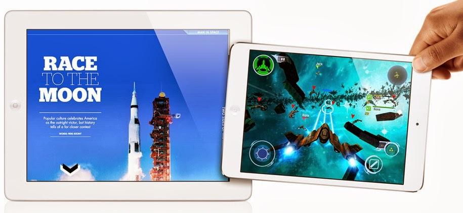 iPad hadir dengan sensor sidik jari dan warna Gold