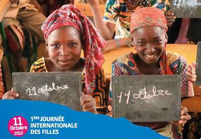 Première journée internationale de la fille - L'UNESCO