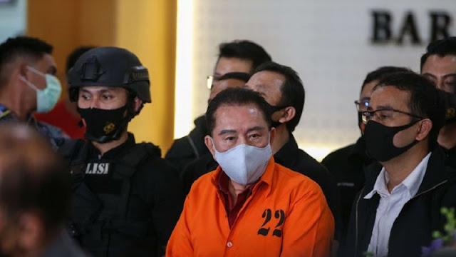 Ungkap Pihak-pihak yang Terlibat Kasus Djoko Tjandra