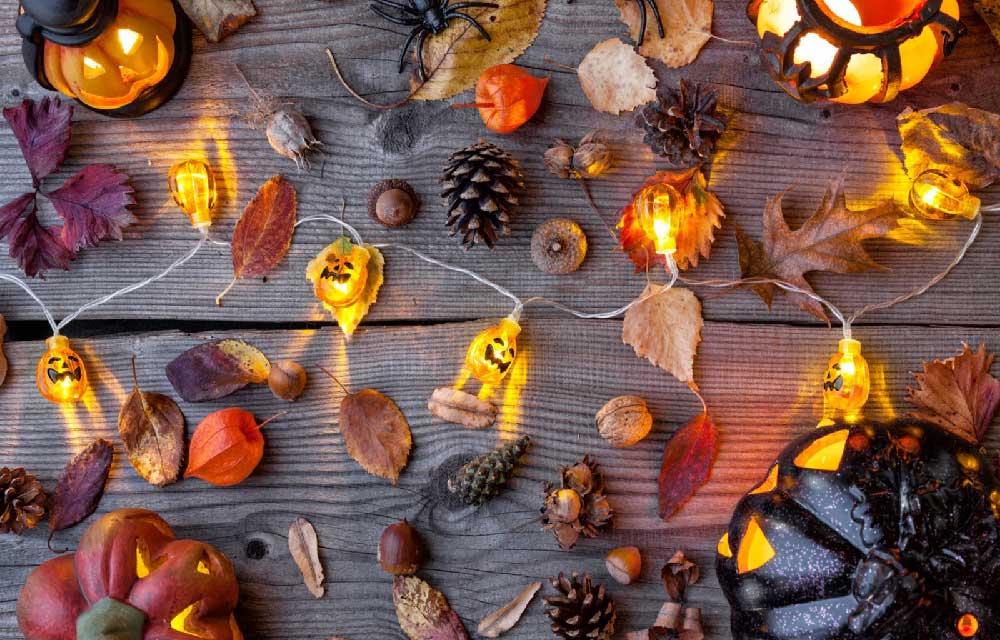 Dolcetto o scherzetto, portacaramelle o decorazioni terrificanti per la casa?