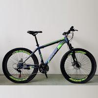Sepeda Gunung Evergreen EG570 Ranger mtb mountain bike