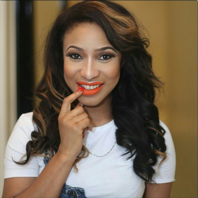 Tonto Dikeh-Churchill