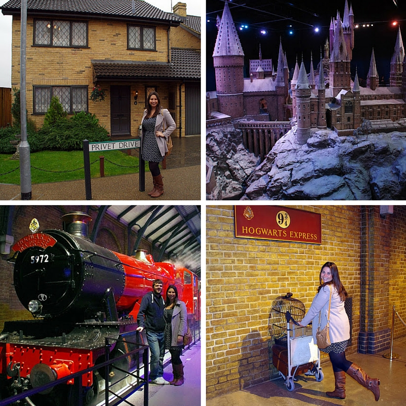 The Aussie Flashpacker Warner Brothers Harry Potter Studio Tour