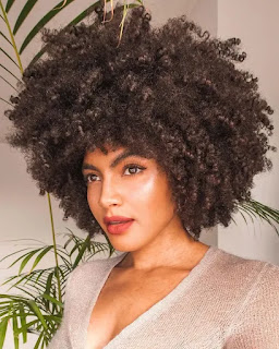 Ladies using natural way to boost their hair growth