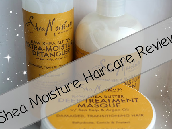 Shea Moisture Haircare Review
