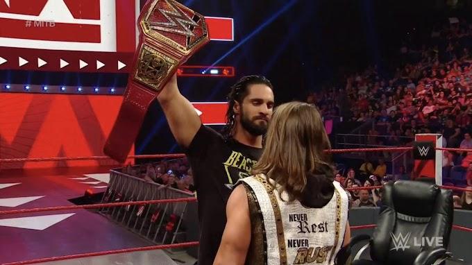 Replay: WWE Monday Night RAW 29/04/2019