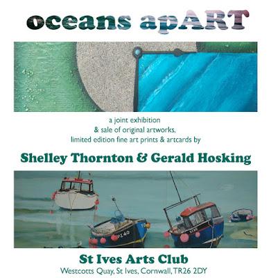 St Ives Arts Club - Exhibition - Oceans Apart