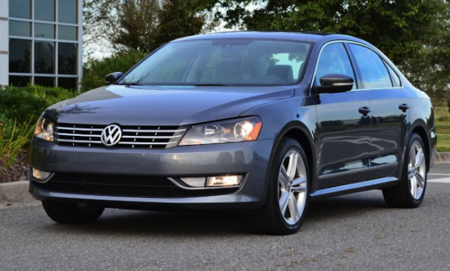 2017 Volkswagen Passat V6 Highline Review