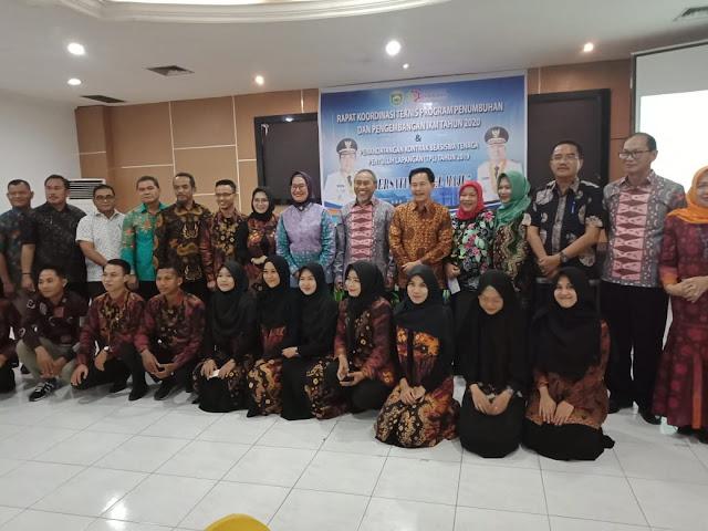 Kadisperindagkop Muratara Ikuti Program Kementrian Perindustrian