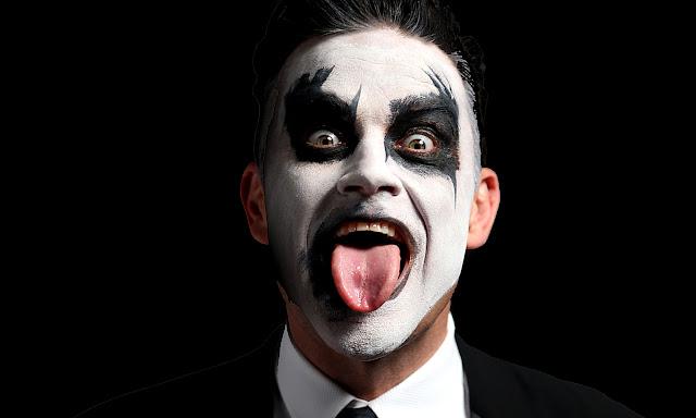 Robbie Williams Let Me Entertain You Tour Malaysia