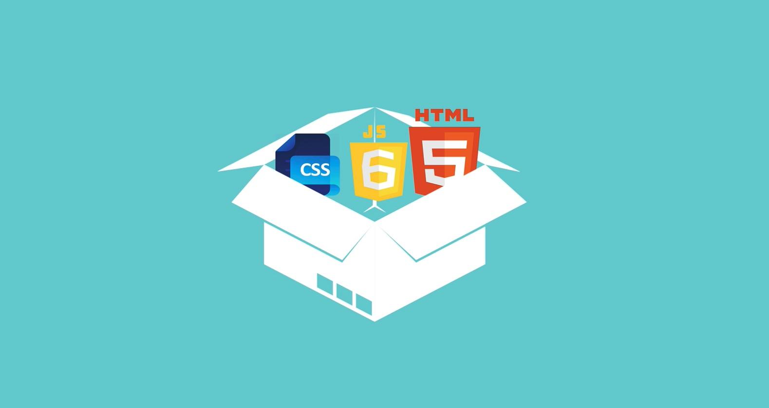 perbedaan html css javascript