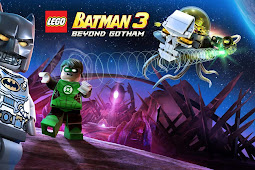 Get Free Download Game LEGO Batman 3 for Computer PC or Laptop
