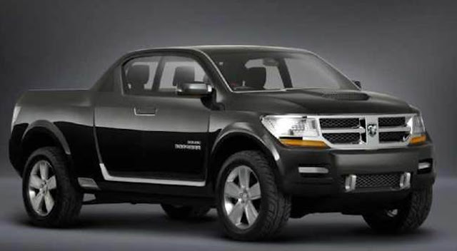 2017 Dodge Dakota Release Date