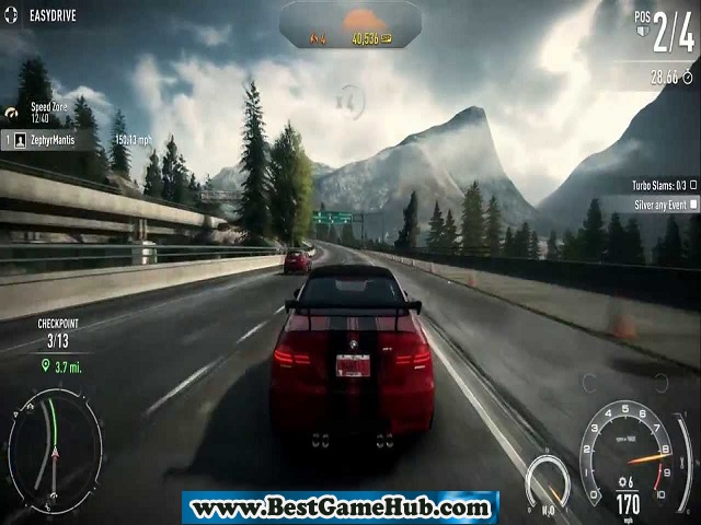 Need For Speed Rivals 100% Working With Crack HD Graphics