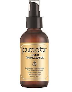 Usos y beneficios para el cabello del aceite de argán.