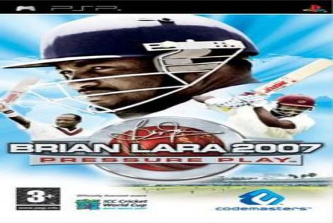 Download Brain Lara Cricket 2007 Pressure Play Game For PC