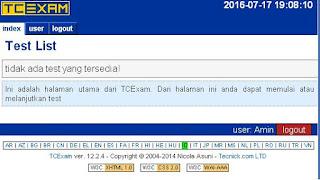 Aplikasi Ujian Online Untuk Latihan UN Online