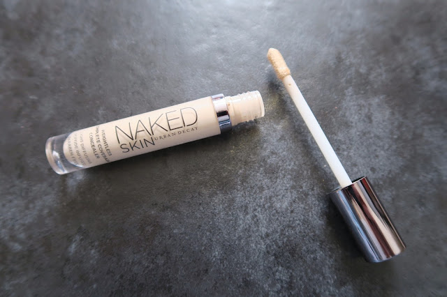 Urban Decay Weightless Complete Coverage Concealer Review