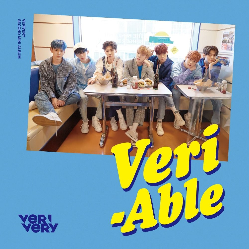 VERIVERY – 2nd Mini Album 'VERI-ABLE' (FLAC +  ITUNES MATCH AAC M4A)