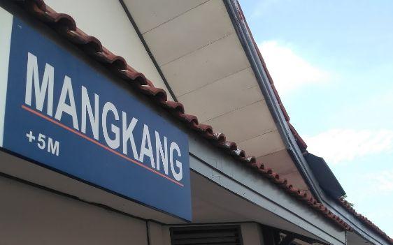 Stasiun Mangkang Semarang