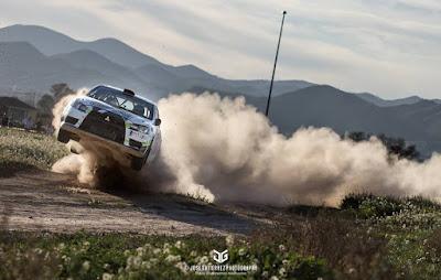 Rally Tierras Altas de Lorca
