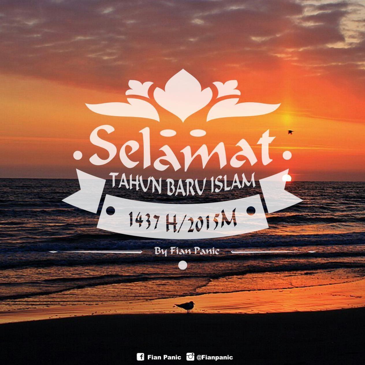 foto selamat tahun baru islam