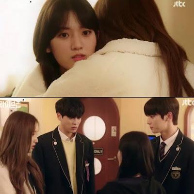 Drama Korea Live On Episode 8 Byung Chan Yeo Woo Hwang Minhyun Jung Da Bin