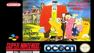 The Addams Family: Pugsley's Scavenger Hunt (BR) [ SNES ]