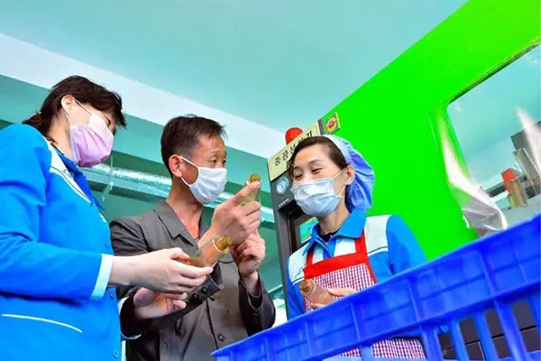 (1) DPRK recycling industry
