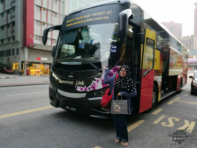 Melawat Tempat Menarik Di Johor Dan Singapura Dengan Causeway Link
