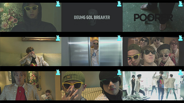 MV] BTS - Spine Breaker Mp4 | K-Pop Music Video Download