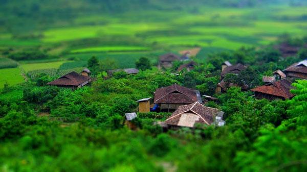 Thi village