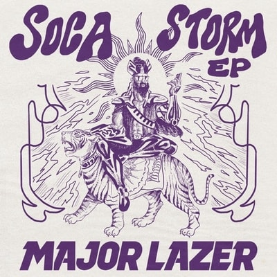 Major Lazer - Soca Storm (EP) (2020) - Album Download, Itunes Cover, Official Cover, Album CD Cover Art, Tracklist, 320KBPS, Zip album