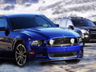 Soğuk Yarış Araba Oyunu