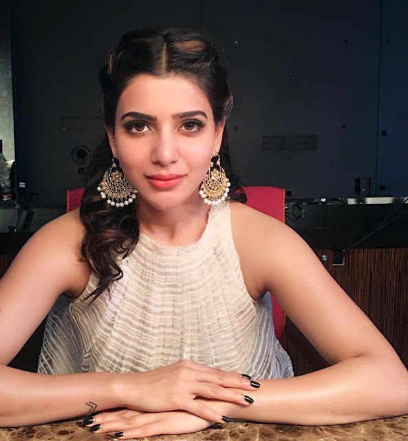 Samantha Latest Stunning Photos