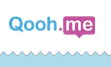 social Q&A website Qooh.me