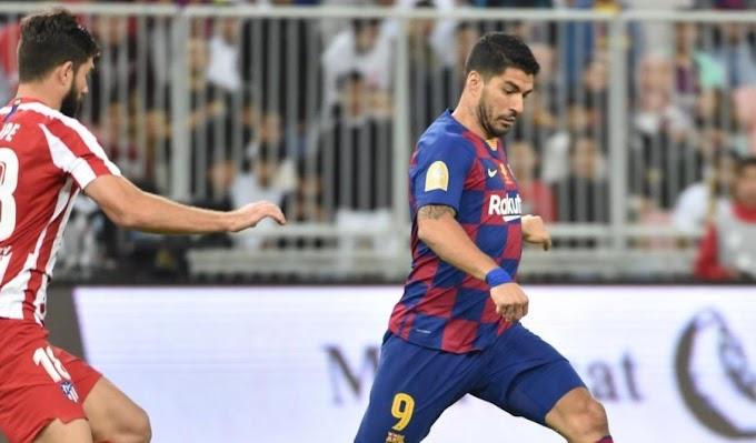 Luis Suarez Abrió Las Puertas De Barcelona a Neymar y Lautaro Martínez.