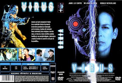 Carátula dvd: Virus (1999)