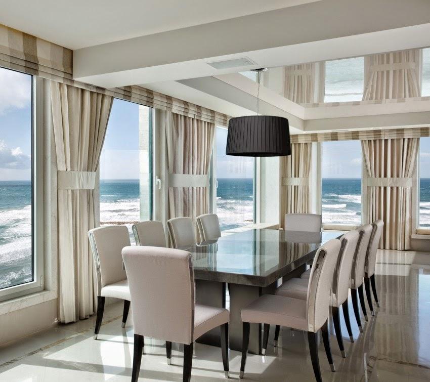 Hogares Frescos: Precioso Apartamento Con Vista Al Mar En