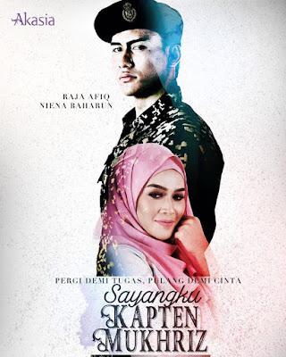Biodata Raja Afiq Pelakon Sayangku Kapten Mukhriz