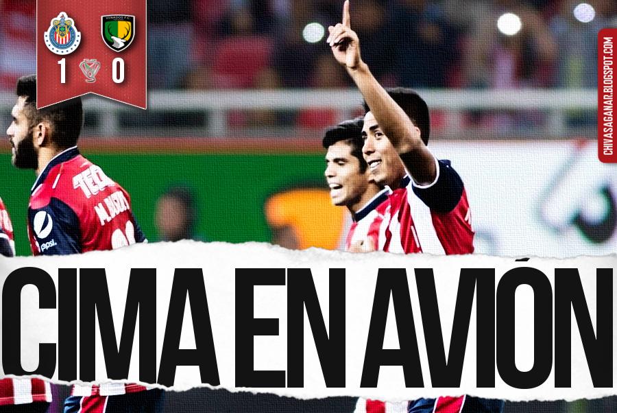 Copa MX : CD Guadalajara 1-0 Venados FC - Clausura 2017 - Jornada 3.