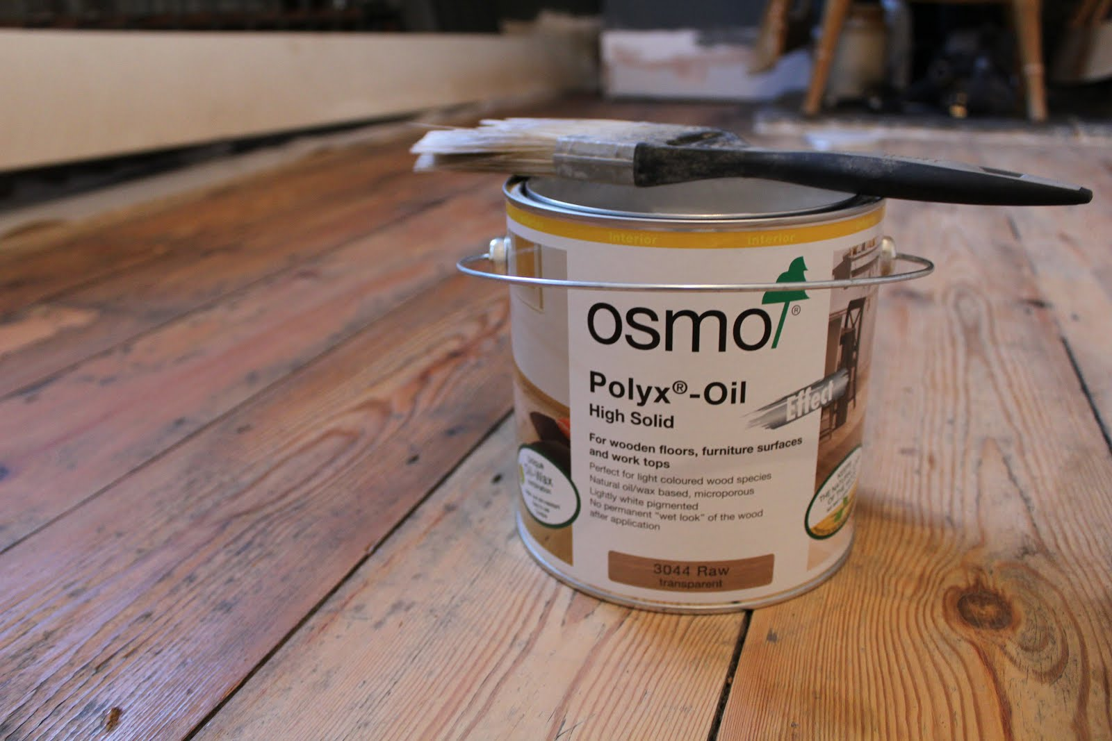 Osmo Oil Polyx Raw