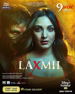 Laxmii (2020) Full Movie 480p 720p HD Hindi