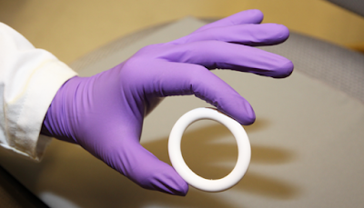 Vaginal ring protects women from HIV infection