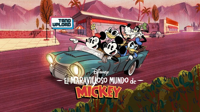 El maravilloso mundo de Mickey [Revuelo en el supermercado / Solo nosotros cuatro]
