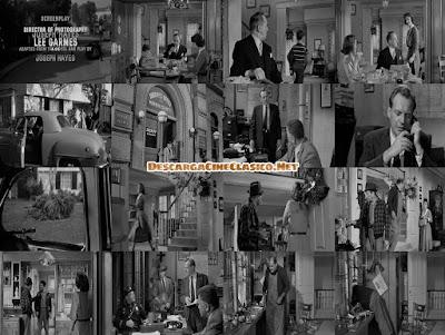 Horas desesperadas (1955) The Desperate Hours